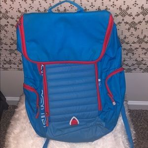 BLUE & RED UNDER ARMOUR BACKPACK ‼️